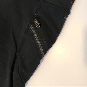 lululemon athletica Pants & Jumpsuits - Lulu Lemon Leggings With Zipper Pockets